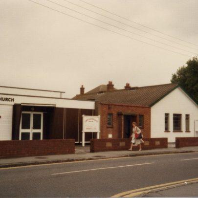 Baptist Church   Stevens