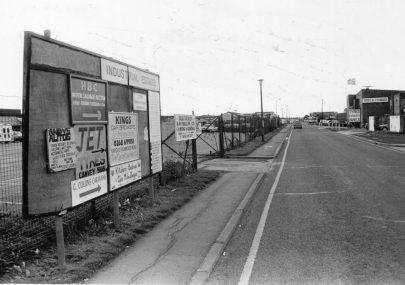 Charfleets Road