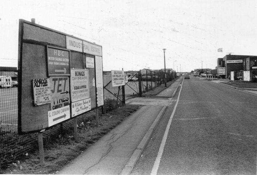 Charfleets Road | Echo Newspaper Group