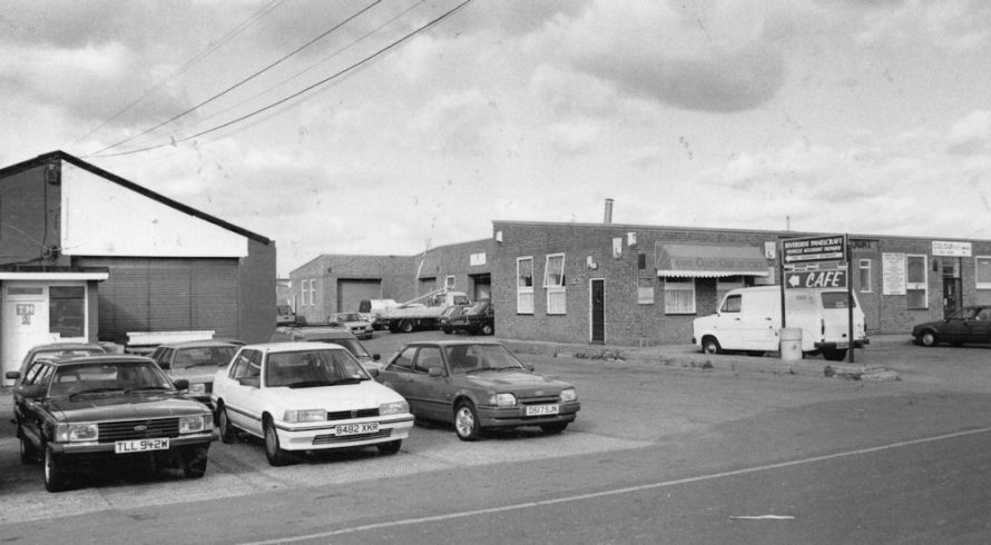 Charfleets Industrial Estate | Echo Newspaper Group