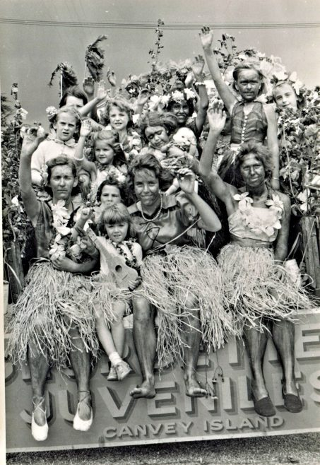 Canvey Carnival c1957/8