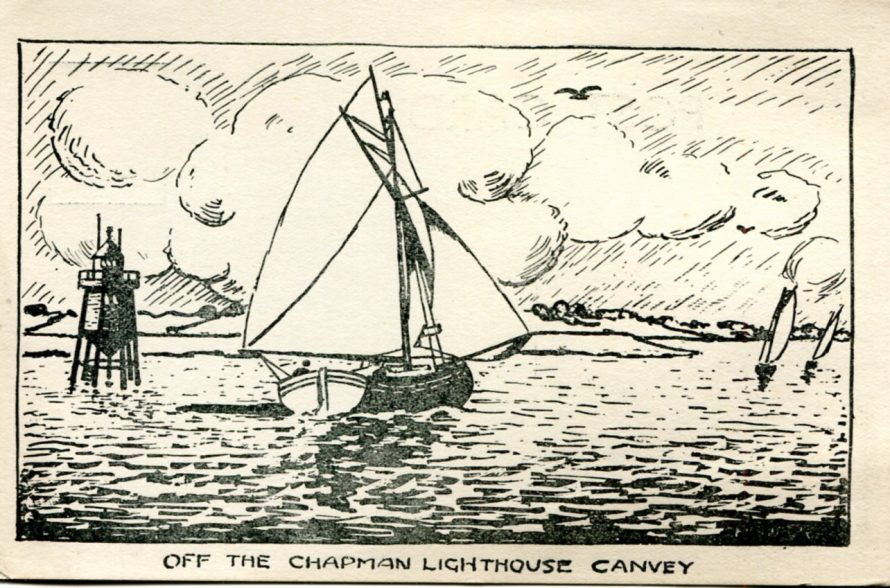 Two Canvey Postcards