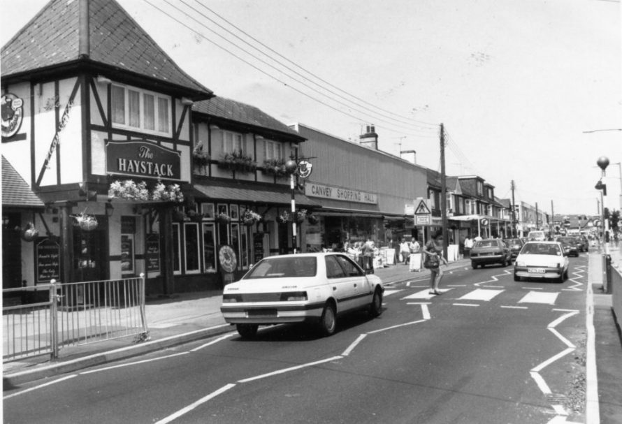 The Haystack and Furtherwick Road | Echo Newspaper Group and the Rayleigh Town Museum