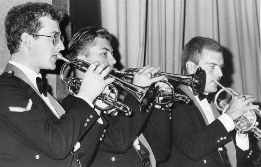 The Royal Artillery Bands Concert at the Paddocks | Echo Newspaper Archive