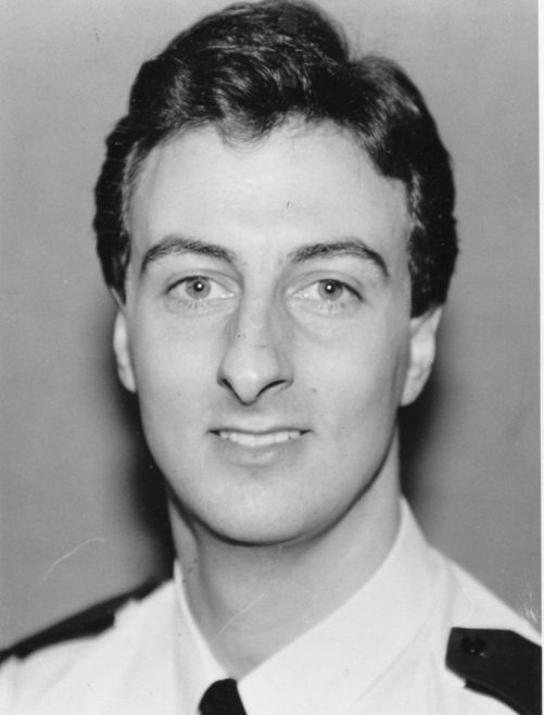 PC Andrew Hastings | Echo Newspaper Archive