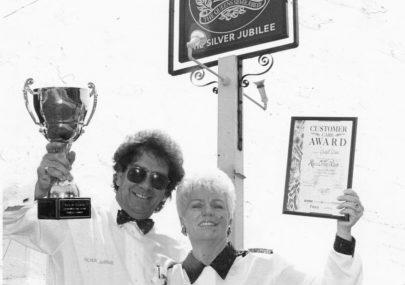 Alan & Debbie Watson Awarded