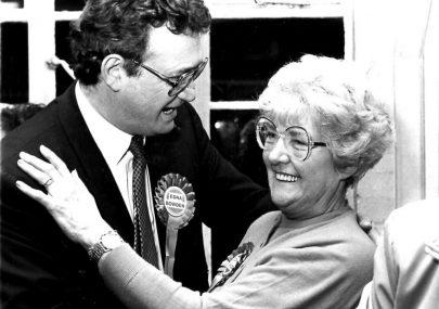 Winner Edna Bowden