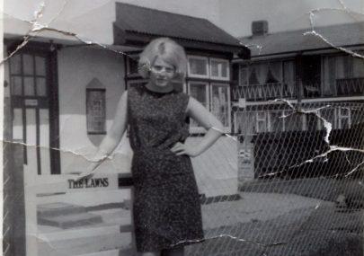 Maureen Rodman c1962