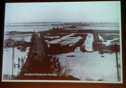 Sharing Our History: 1953 Essex Floods event
