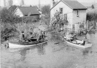 My Memories of the 1953 Floods on Canvey Island