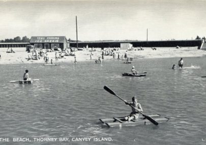 Thorney Bay Beach and Bathing Pool