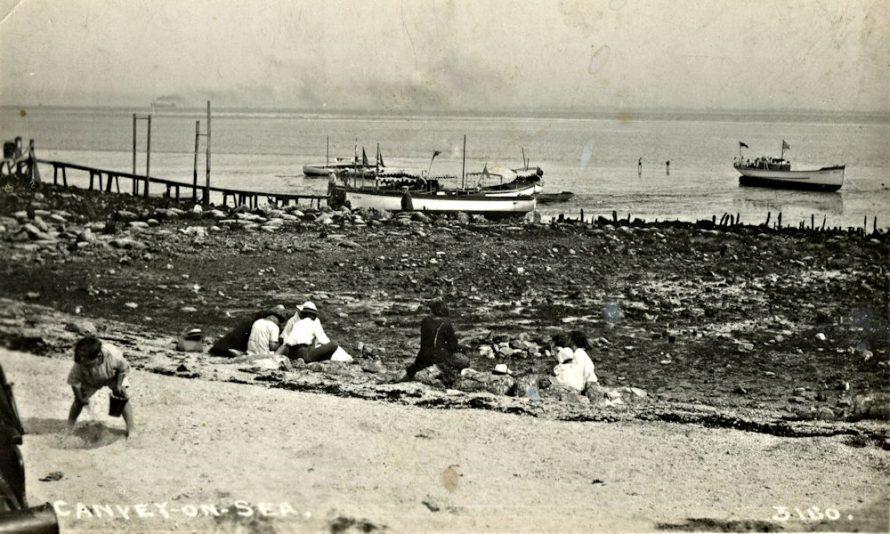 Charming Seaside Scene