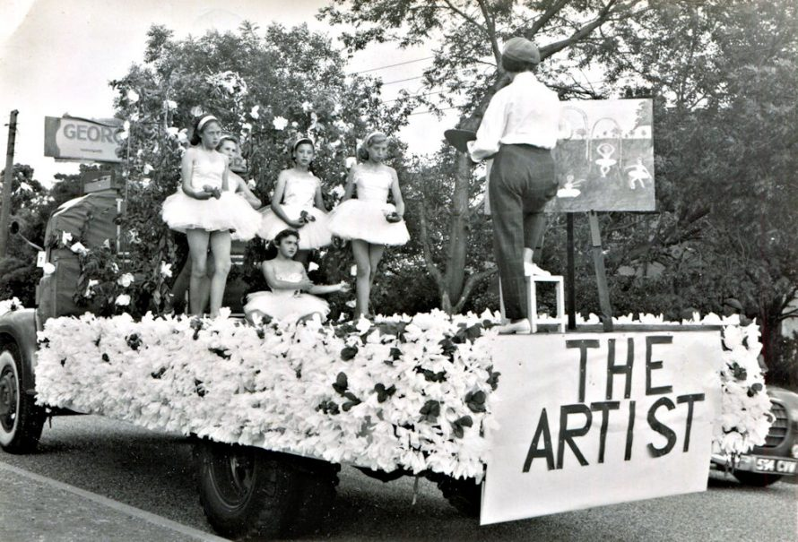 The Artist Canvey Carnival