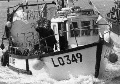 Canvey RNLI Trawler Race