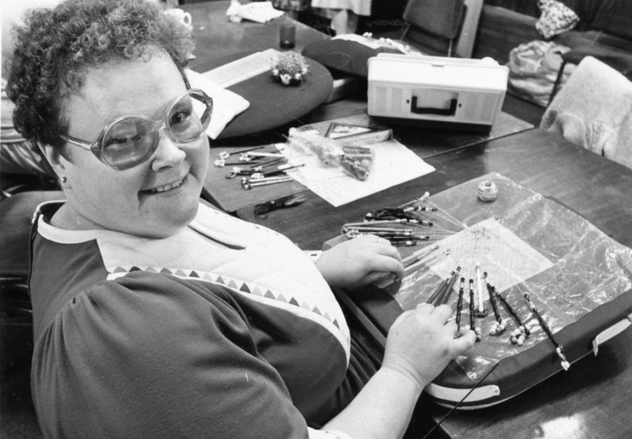 Bobbin Lace Making | Echo Newspaper Group
