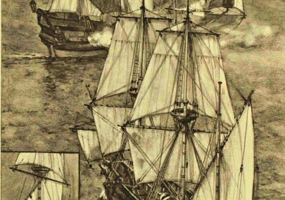Piracy On The High Thames' - The 17th Century In The 20th