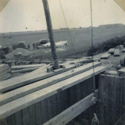 Timber for Penstock Chamber