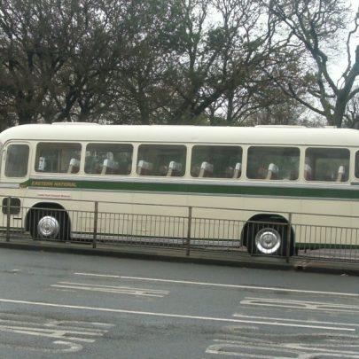 Castle Point Transport Museum Coach