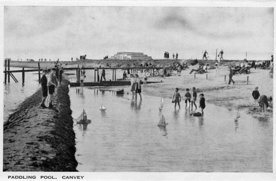 The Padding Pool Shell Beach