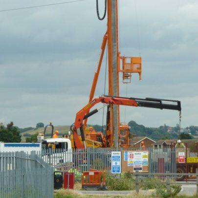 The construction site | Janet Penn