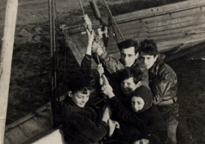 Canvey Sea Scouts 1946