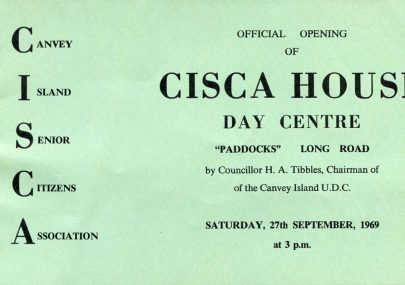 Opening of Cisca House