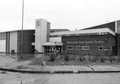 Waterside Sports Centre