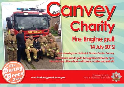 Canvey Charity Engine Pull