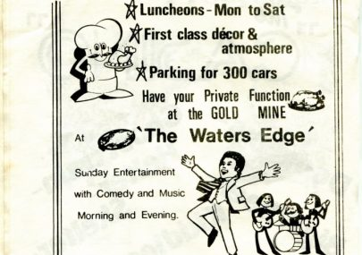 The Waters Edge Ad