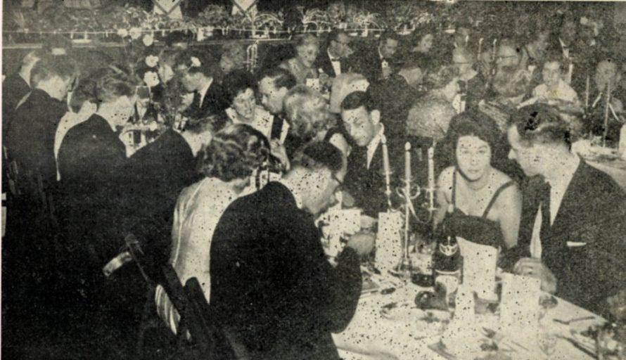 The Island Yacht Club Annual Dinner