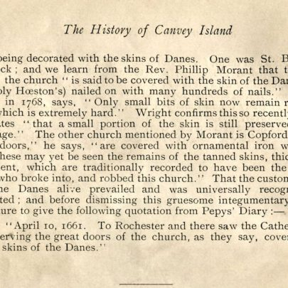 02 - History of Canvey Island 1901