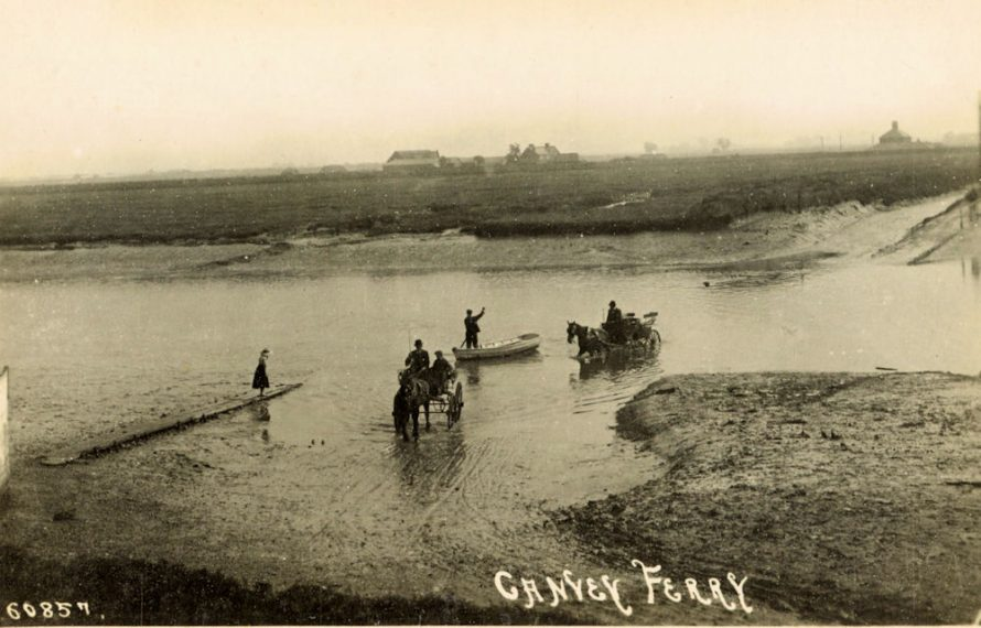 Great Postcard of the Crossing
