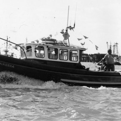 One of the trawlers | Echo newspaper group and the Rayleigh Town Museum