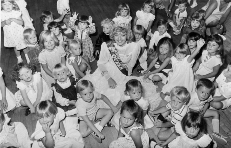 Canvey Carnival Queen Sandra Langlois | Echo Newspaper Archive