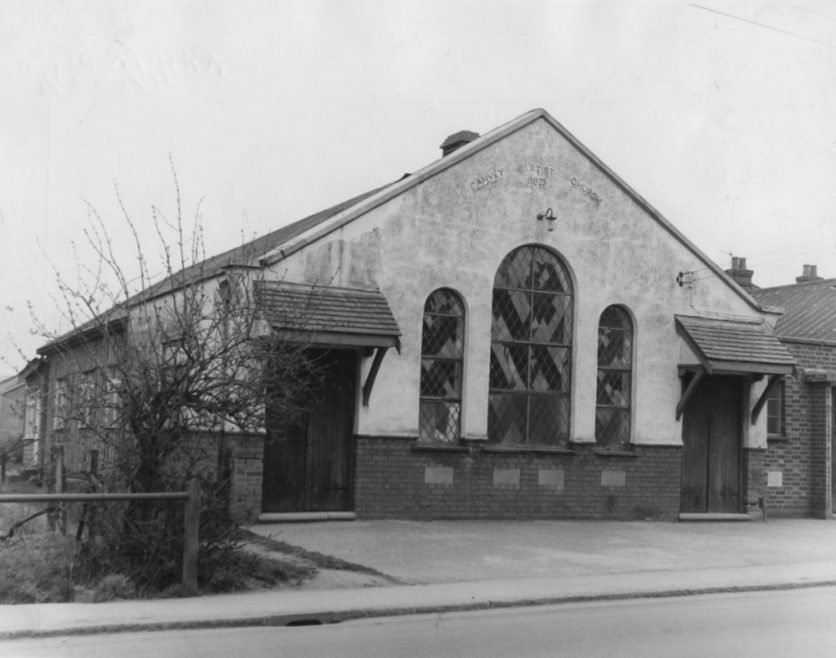 Baptist Church | Echo Newspaper Archive