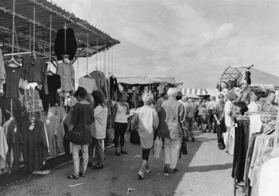 Canvey Market 1990s