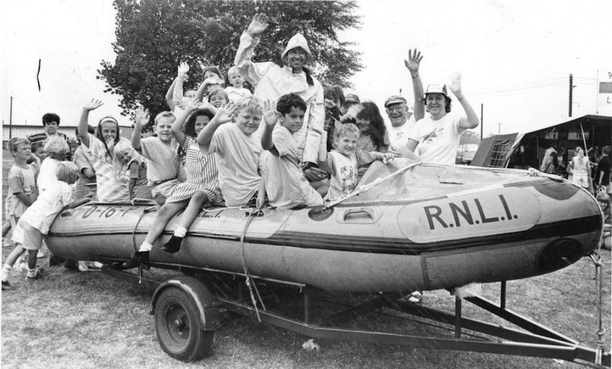 Canvey RNLI Day 1992