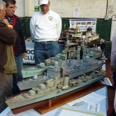 Some model ships | Janet Penn