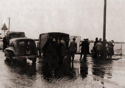 Long Road 1953