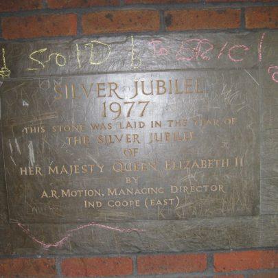 The Silver Jubilee