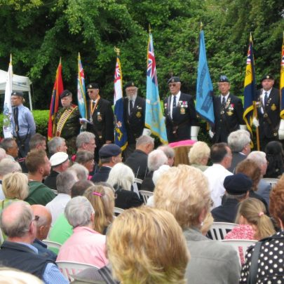 Armed Forces Day Service