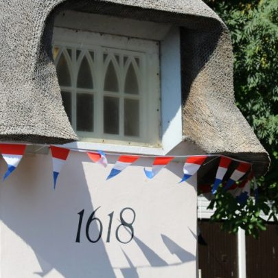 The 400th Anniversary of the Dutch Cottage   Agnes van Lowlands