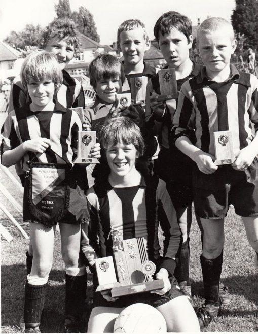 Island Boys Under 11s 1980