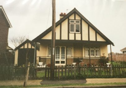 Two Old Canvey Bungalows