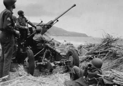 An Islander's War