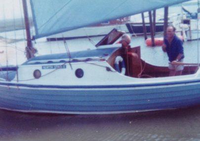 Island Yacht Club Commodore Arthur Rapkin
