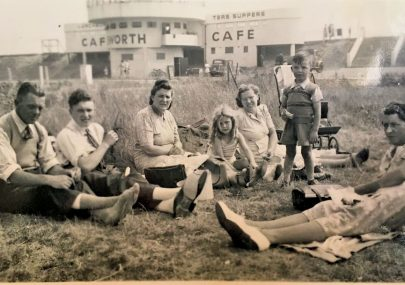 Day Trip to Canvey in 1949