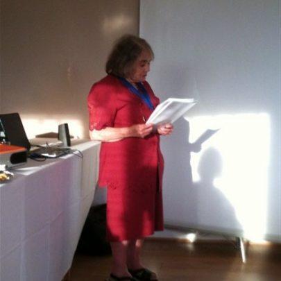 Deputy Mayor Jackie Govier