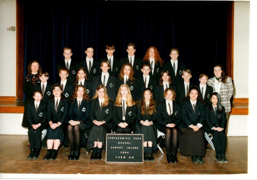 Form 9/6 1994 at Furtherwick Park | J. Walden