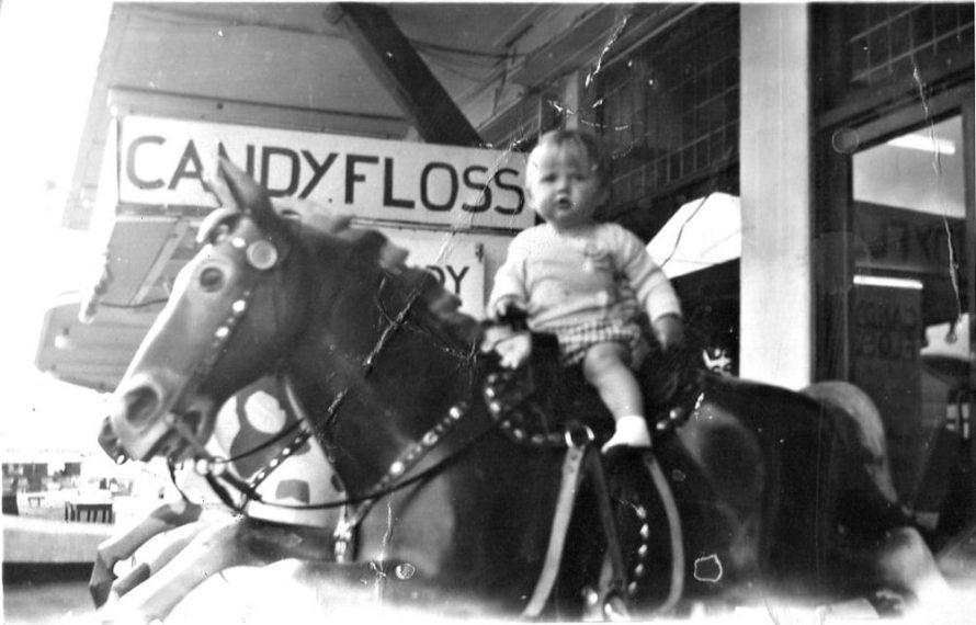 The Casino Horse Rides Again